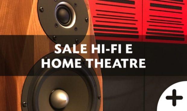 Sale Hi-fi e Home Theatre