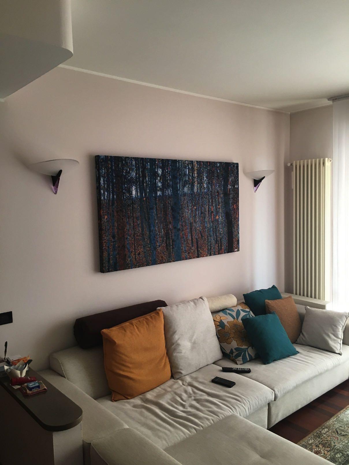 Pannelli acustici fonoassorbenti a soffitto e a parete for Pannelli da parete decorativi