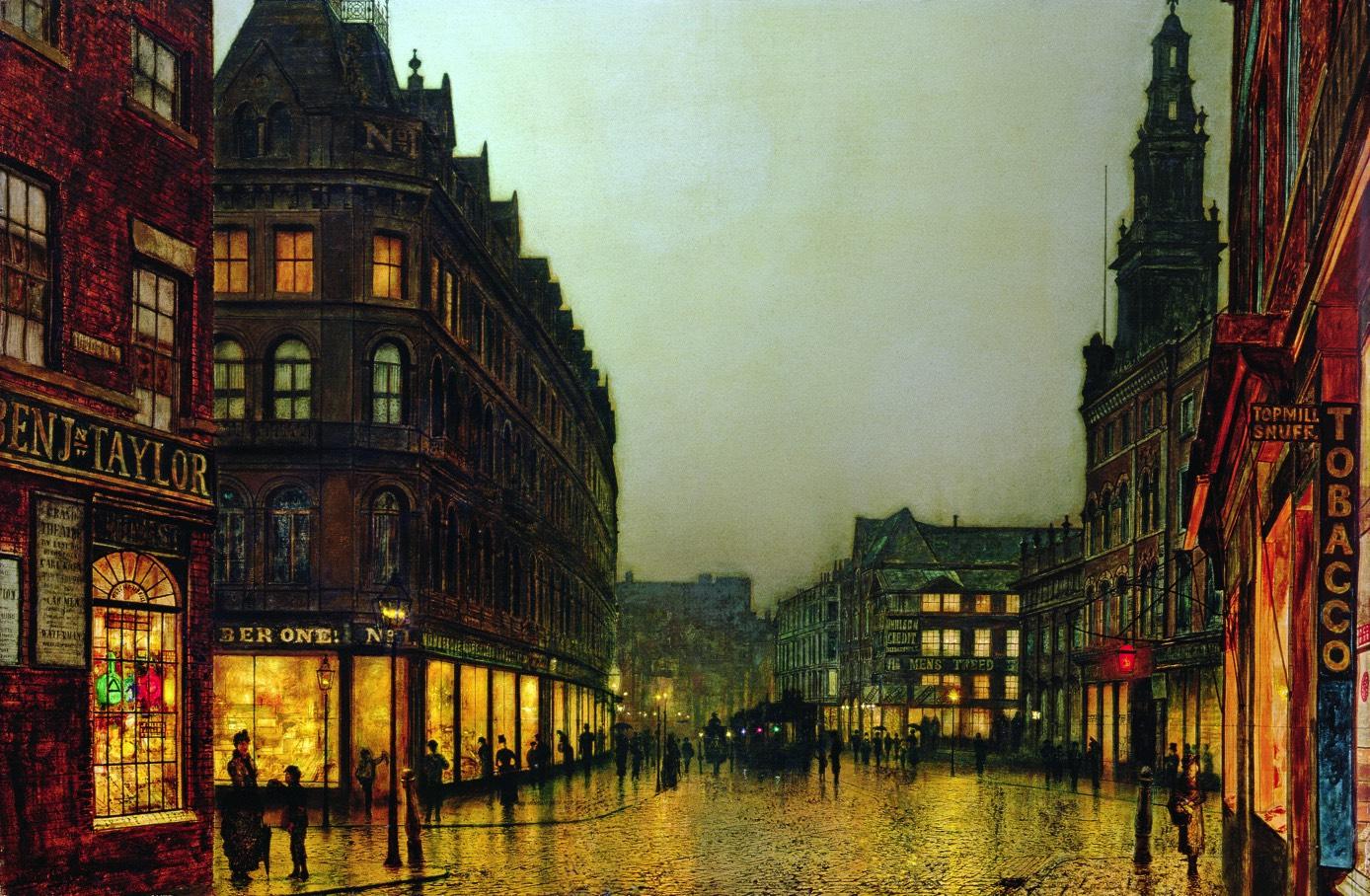 Grimshaw, John Atkinson (1836–1893)