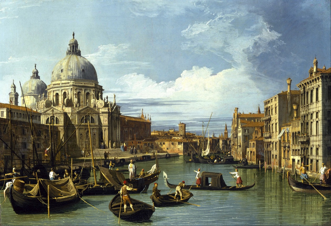 Canaletto (1697-1768)