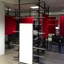 Separatori fonoassorbenti per ufficio
