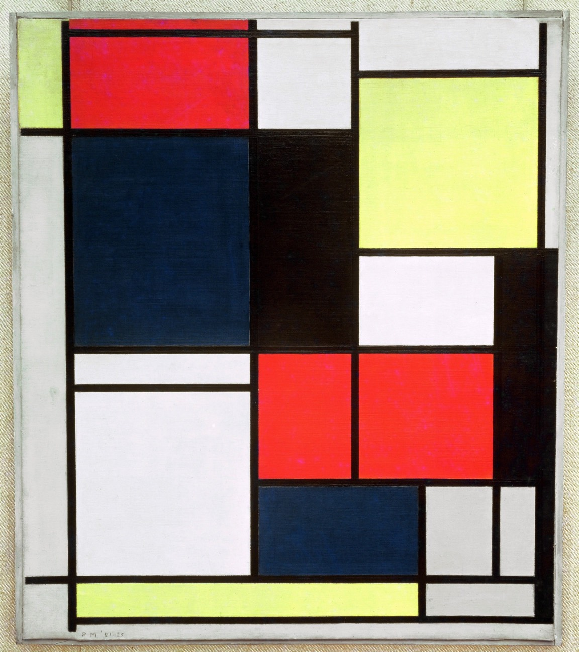 Mondrian, Piet (1872–1944)
